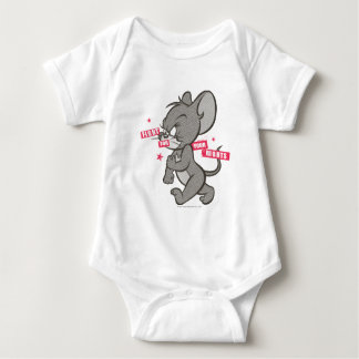Tom and Jerry Tough Mouse 3 Tee Shirts