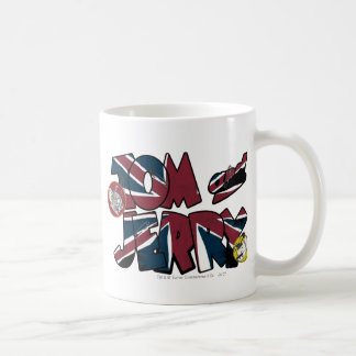 Tom and Jerry UK Overload 2 Coffee Mug