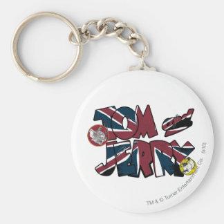 Tom and Jerry UK Overload 2 Keychain