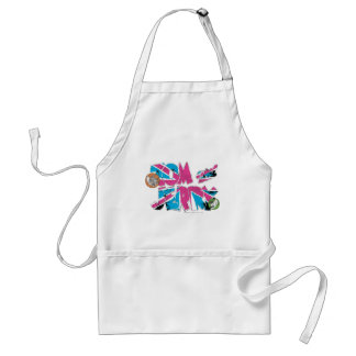 Tom and Jerry UK Overload Adult Apron