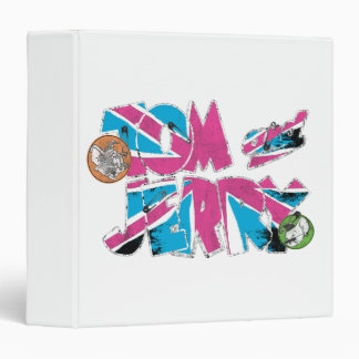 Tom and Jerry UK Overload Binder