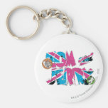 Tom and Jerry UK Overload Key Chains