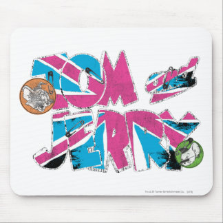 Tom and Jerry UK Overload Mouse Pads