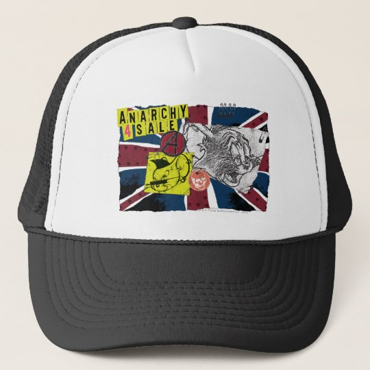 Tom and Jerry UK Overload Sex Pistols Trucker Hat