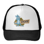 Tom Attitude Logo Trucker Hats