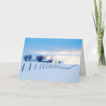 Tom Atwood Media Christmas Card (Tosovsky Farm)