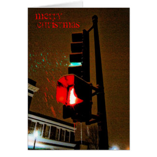 Tom Atwood Media Streetlight Christmas Card