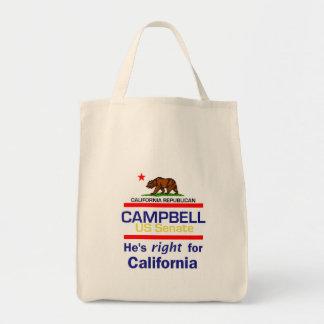 Tom CAMPBELL 2010 Bag