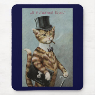 Tom Cat Dressed to the Nines Mouse Pad