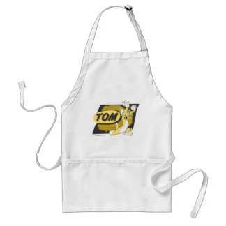 Tom Chasing Adult Apron