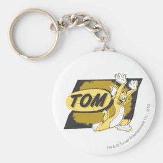 Tom Chasing Keychain