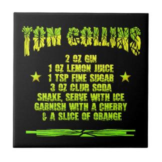 Tom Collins tile