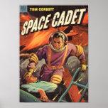 Tom Corbett Space Cadet Poster