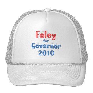 Tom Foley para el diseño de la estrella del gobern Gorra