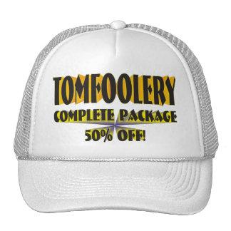 Tom Foolery Trucker Hat