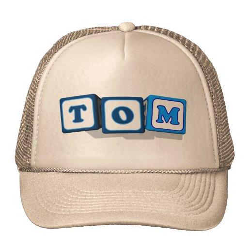 TOM GORRAS