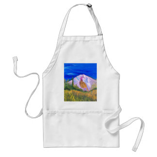 Tom  In The Field Adult Apron