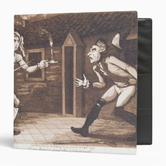 Tom Jones and the Centinel, 1799 3 Ring Binder