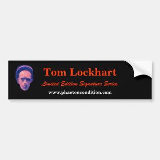 Tom Lockhart Bumper Sticker