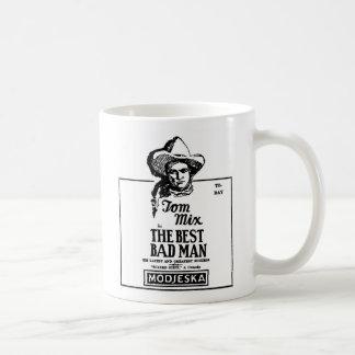 Tom Mix BEST BAD MAN 1926 Mugs
