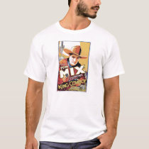Tom Mix - King Cowboy T-Shirt