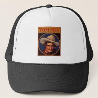 Tom Mix Trucker Hat