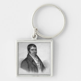 Tom Oliver, engraved by Percy Roberts Keychain