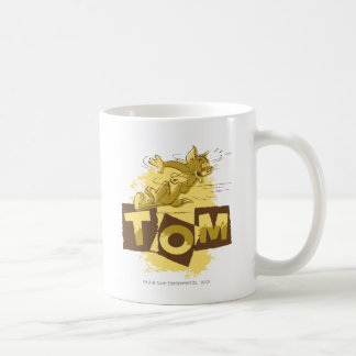 Tom que desliza la parada taza clásica