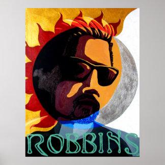 Tom Robbins Poster