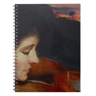 Tom Roberts - Adagio Spiral Notebook