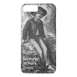 Tom Sawyer 1876 Frontispiece iPhone 7 Plus Case