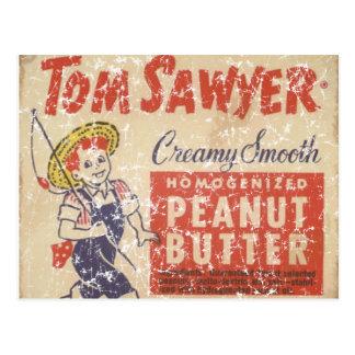 Tom Sawyer - 1945 - apenado Postal