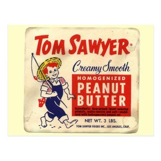 Tom Sawyer - 1945 Postal