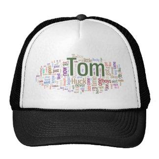 Tom Sawyer Word Cloud Trucker Hat