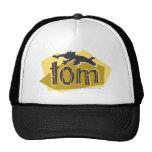 Tom Silhouette Logo Hat