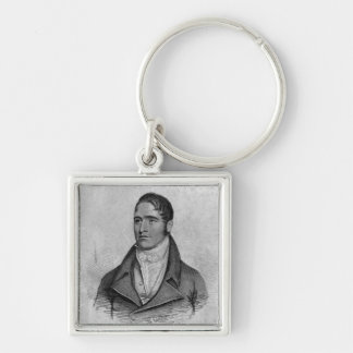 Tom Spring, engraved by Percy Roberts Keychains