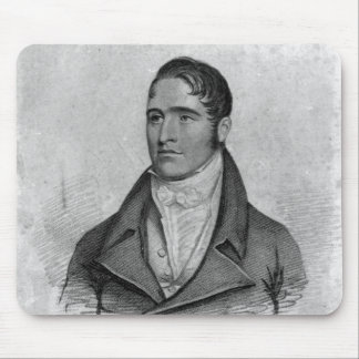 Tom Spring, engraved by Percy Roberts Mouse Pad
