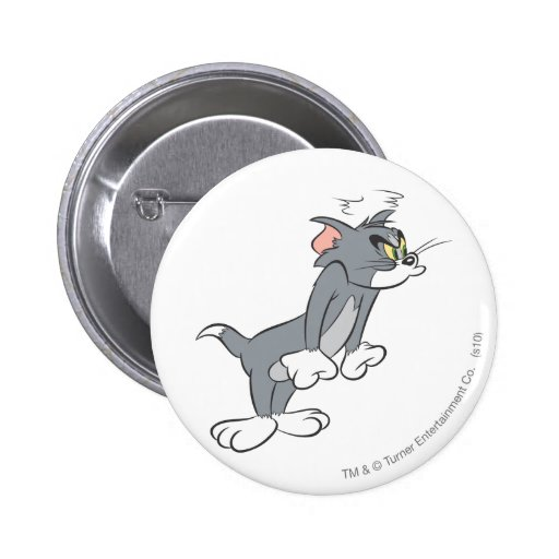 Tom Steamed Pinback Buttons