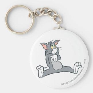 Tom Sulking Keychain