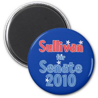 Tom Sullivan for Senate 2010 Star Design Magnet