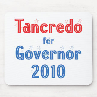 Tom Tancredo for Governor 2010 Star Design Mouse Pad