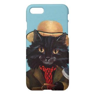 Tom The Cat- Vintage Anthropomorphic Art iPhone 7 Case