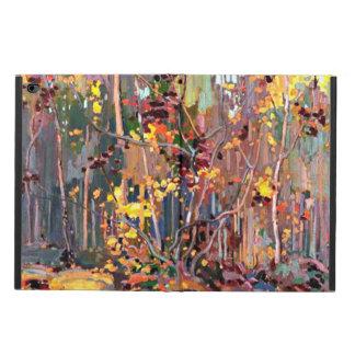 Tom Thomson - árboles jóvenes del arce