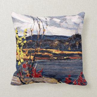 Tom Thomson - Autumn, Algonquin Park Pillow
