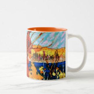 Tom Thomson - Autumn Foliage Coffee Mug
