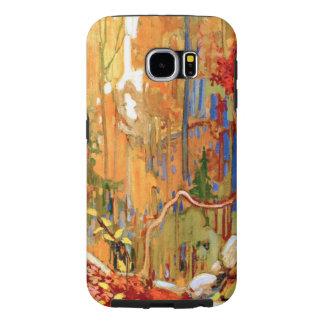 Tom Thomson - Autumn's Garland Samsung Galaxy S6 Case