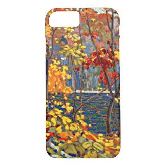 Tom Thomson - The Pool iPhone 7 Case