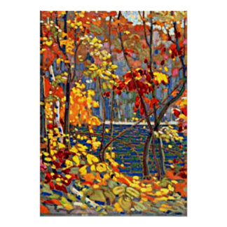 Tom Thomson - The Pool Poster