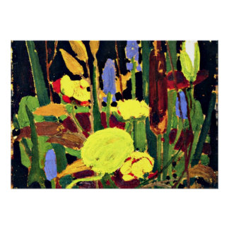 Tom Thomson - Water Flowers Posters