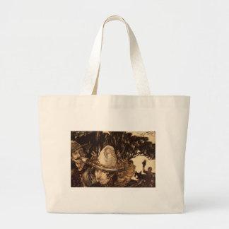 Tom Thumb Jumbo Tote Bag